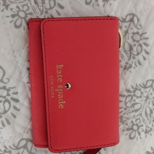 Kate Spade ID holder key ring